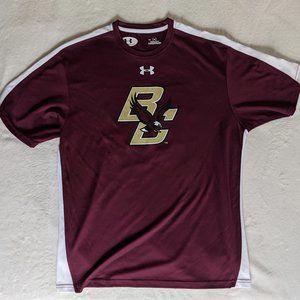 Boston College Under Armour HeatGear Shirt, Mens M